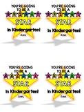 Back to School Open House printable KINDERGARTEN correction-