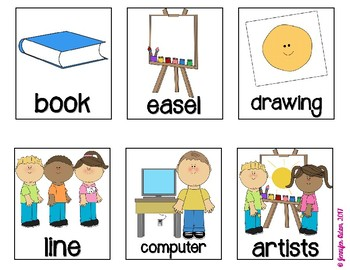 Back to School Open Word Sort - Part of Back to School Literacy Centers Bundle