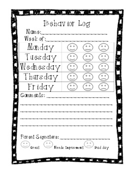 Back to School Organization Must Haves! Super Cute Forms for Elementary Grades