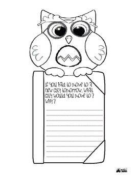 Back to School Owls