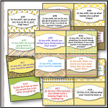 Back to School PINEAPPLE Task Cards!