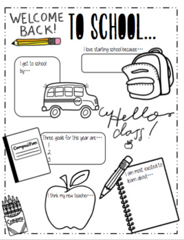 Back-to-School Pack!