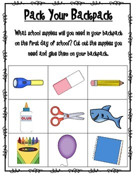 Back to School Pack  {Grade 2}