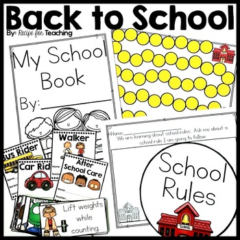 Back to School Pack
