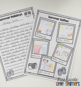 Back to School Activities and Lesson Ideas for Australian Teachers
