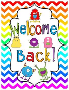 Back to School Pack for Teachers