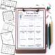 Back to School Activities Pack - Grade 3 - 4 {Paper} Australia