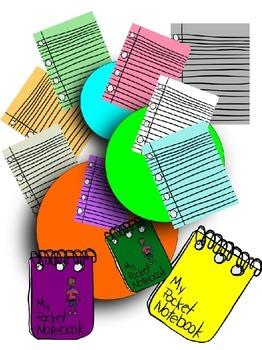 Paper & Pencils Clipart *Bargain Priced* (Embellish Yourself Artworks)