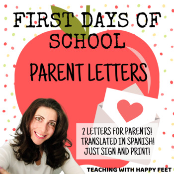 Back to School Parent Communication