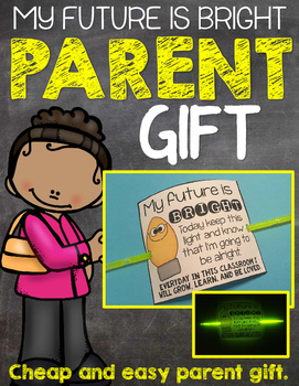 Back to School Parent Gift
