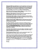 Back to School Parent Letter from Reading Teacher