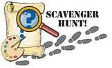 Beginning of School  - Parents Open House Scavenger Hunt