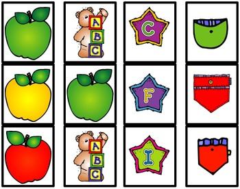 Back to School Patterns Activity Download
