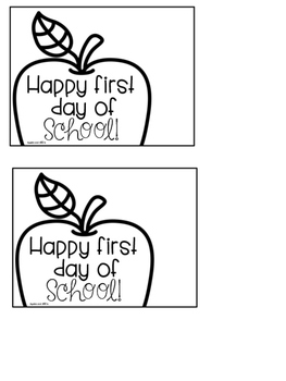 Back to School Pencil Buddy