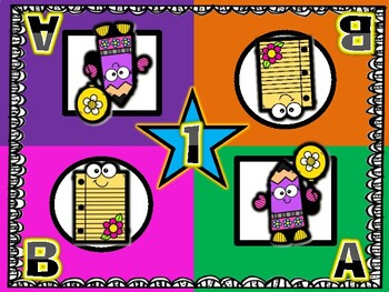 Back to School Pencils and Paper Kagan Inspired Team Mats