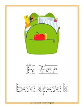 Back to School Penmanship Pack
