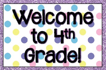 Back to School Personalized Postcards