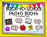 Back to School Photo Booth