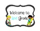 Back to School Photo Booth Signs (K-2nd)
