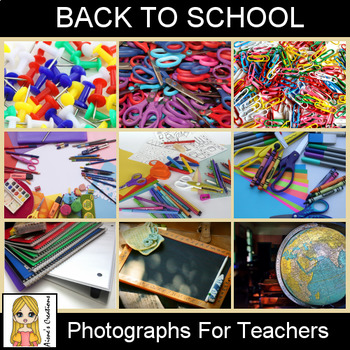 Back to School Photograph Pack