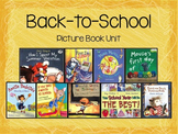 Back to School Picture Book Unit