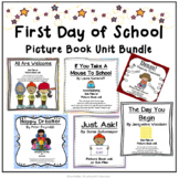 First Day of School Picture Book Units #DiverseReads