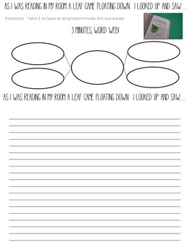 Back to School Picture Writing Prompts