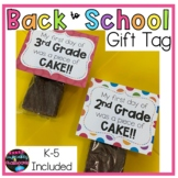 Back to School ~ Piece of Cake Notes