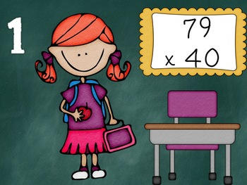Back to School Pile It On... Math fun for older kids