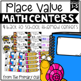 Place Value Centers {for Upper Elementary}