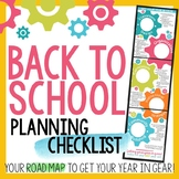 Back to School Planning Checklist (+ Join the 2020 Teacher