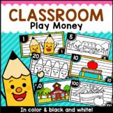 Back to School Play Money