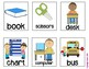 Back to School Plurals and Possessives Literacy Center
