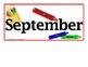 Back to School Pocketchart Calendar Freebie