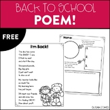 Back to School Poem!