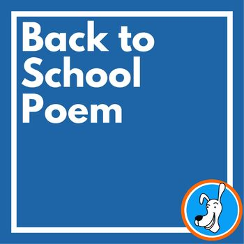 Back to School Poem by Robert Louis Stevenson