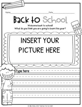 Back to School Poems, Beginning of the Year Poems, Back to School