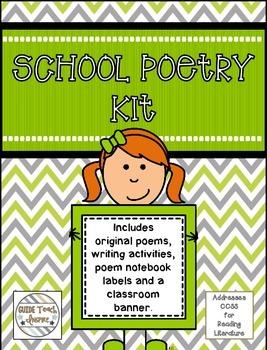 School Poetry Kit