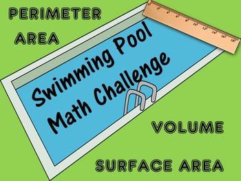 End of School Year - Pool Challenge