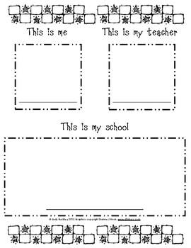 Portfolio and Memory Book Sheets