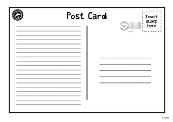 Back to School - Post Card