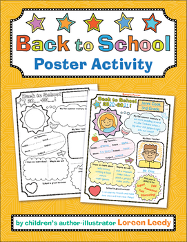 Back to School activity