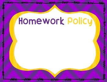 Back to School PowerPoint {Editable}