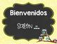 Back to School PowerPoint - Owl {SPANISH}