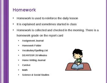 Back to School PowerPoint Presentation