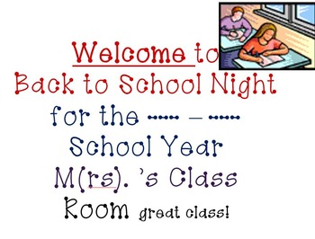 Back to School PowerPoint Slides Format & Ideas