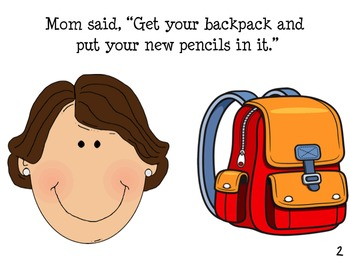 Back to School Speech Therapy