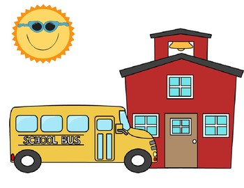 Back to School Prepositions with Pete the Cat