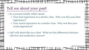 Back to School Presentation: Download & Present