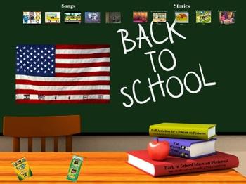 Back to School Prezi- United States
